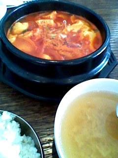 チエゴヤ 韓国家庭料理1 食べたやつ