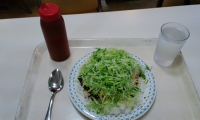 キングタコス普天間店のタコライス1